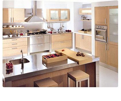 En vonvang trabajamos con diseño de cocinas de todos los estilos.