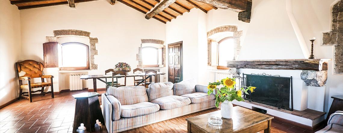 Decoración de interiores de casas de campo | Vonvang